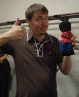 mark-lee comfort doll project