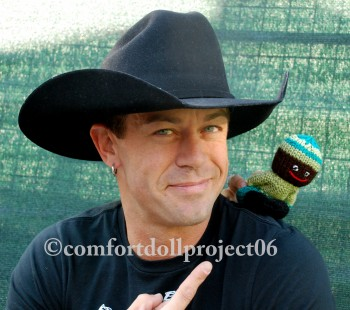 Aaron Pritchett comfort doll project06