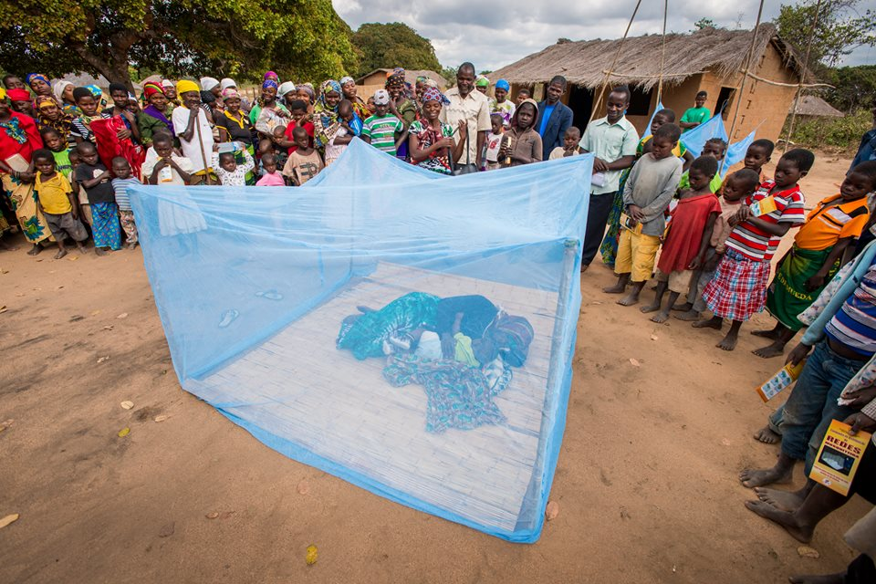 bed nets courtesy world vision canada
