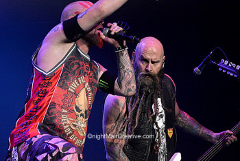 chris kale five finger death punch comfort doll project