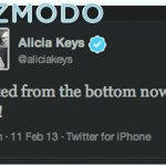 alicia keys blackberry vs iphone gizmodo