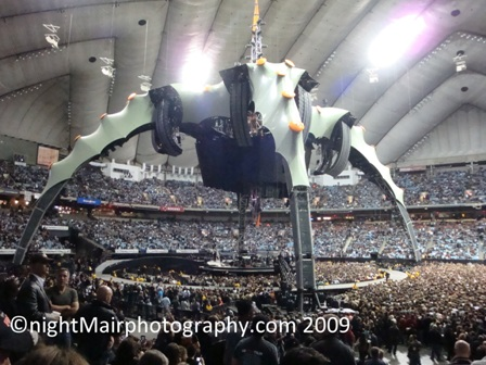 U2 360 tour ©nightMair creative