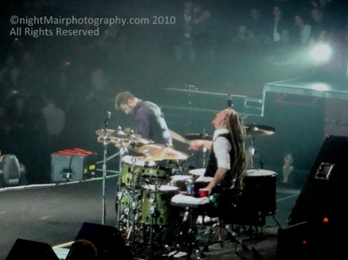 shinedown gm place nightmair creative