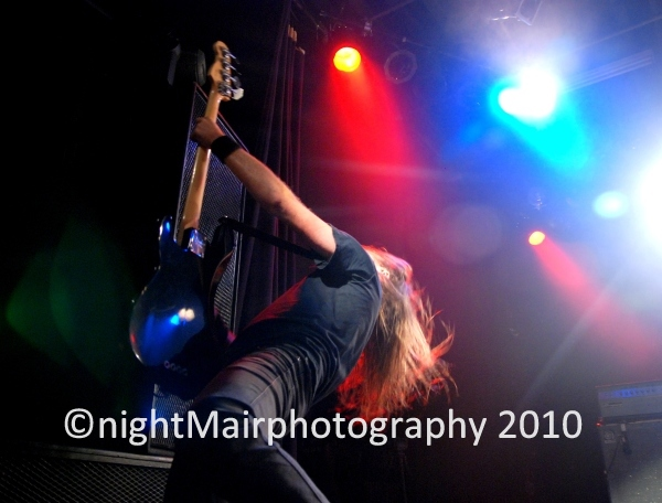 airbourne nightmair photography