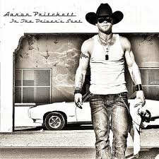aaron pritchett in the drivers seat