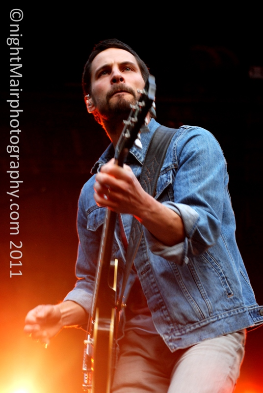 sam roberts band nightmair photography
