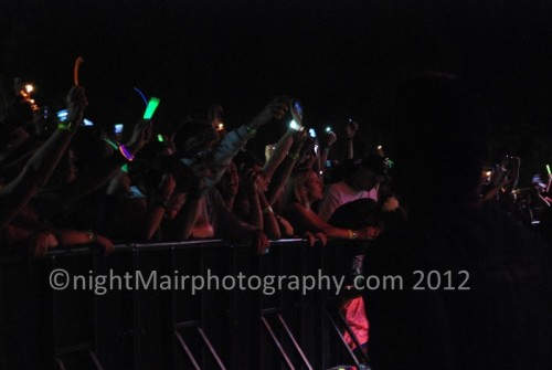the trews salmon arm nightmair photography highway of heroes