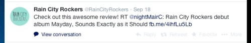 nightmair creations rain city rockers sept 1
