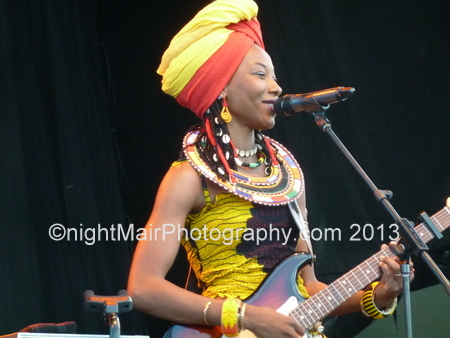 fatou diawara nightmair creative