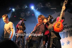 chad brownlee jason blaine deric ruttan your town throwdown michelle fayant photo