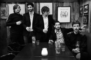 Sam Roberts Band press photo