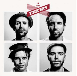 The Trews self titled cd cover