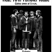 sam roberts band tumbler ridge