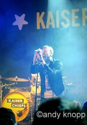 Kaiser Chiefs 10 andy knopp nightmair creative