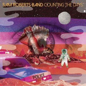 counting the days sam roberts band nightmair creative