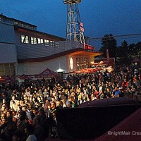 trews red truck beer concert nightMair Creative