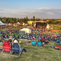 seven music fest Lisa R St Albert