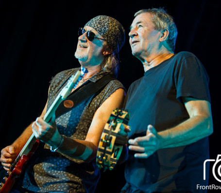 Deep Purple Front Row Pics nightMair Creative