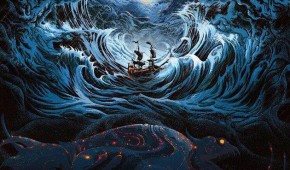 Sturgill Simpson sailors guide to earth nightmair creative