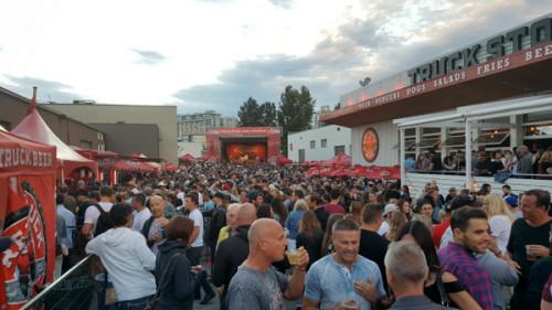 red truck beer concert series 2016 nightmair creative