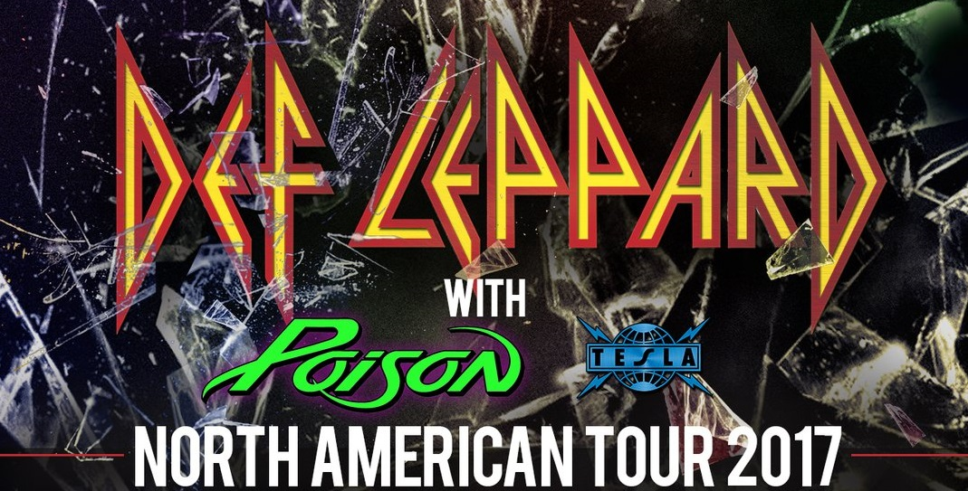 Def Leppard Live In Vancouver Presale This Thursday Nightmair Creative