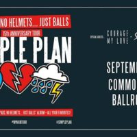 simple plan vancouver commodore nightmair creative