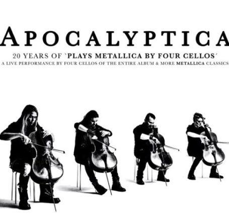 Apocalyptica vancouver tour nightmair creative