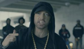 eminem rips donald trump in new rap video nightmair creative