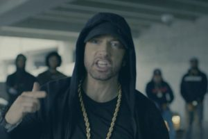 eminem rips donald trump in new rap video nightmair creative