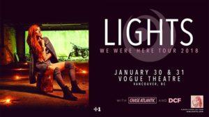 lights vancouver vogue nightmair creative