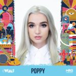 poppy westward music fest nightmair creative