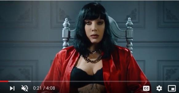Bif Naked Releases Music Video for Jim - Music Mayhem